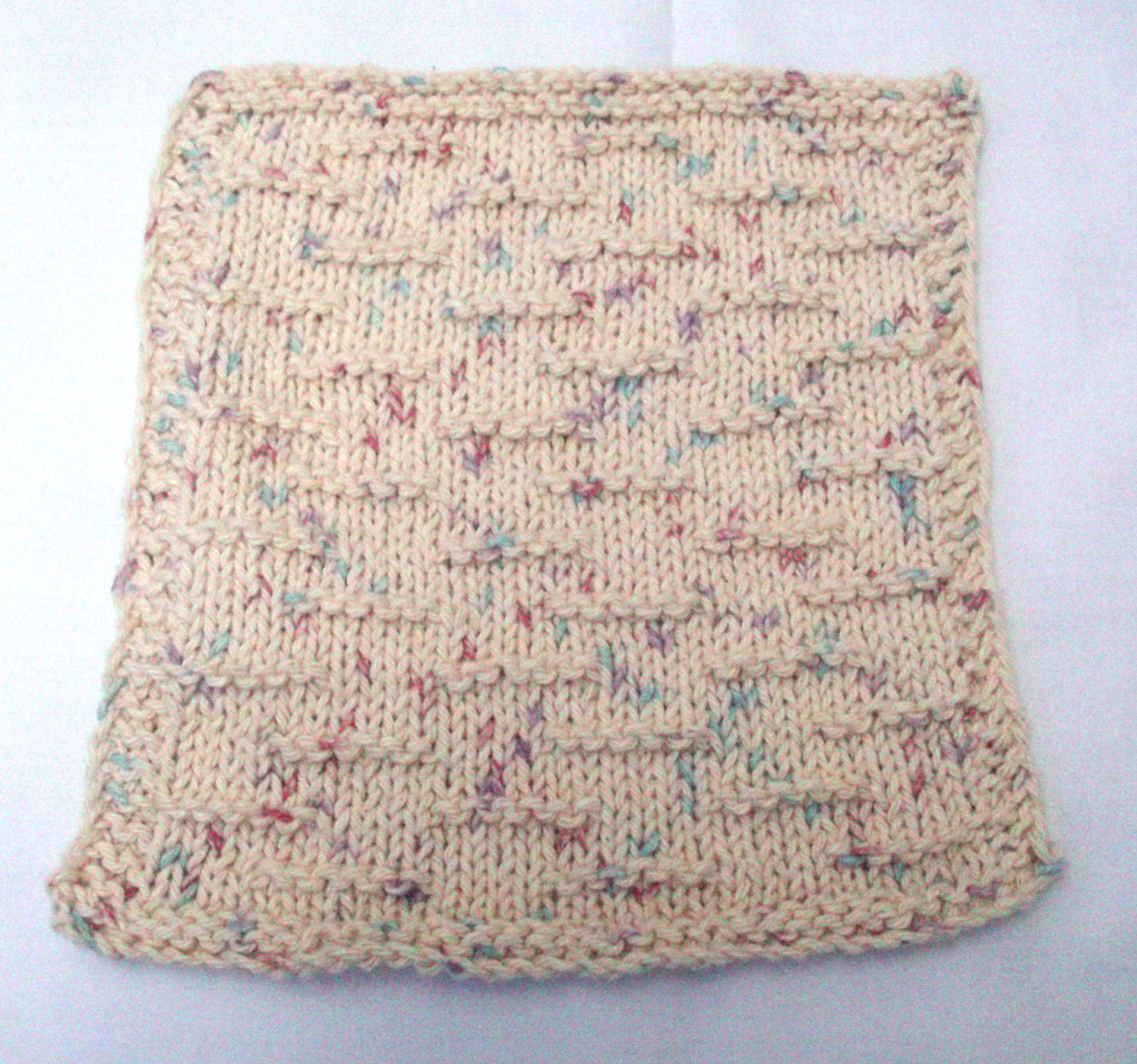 Dishcloths Stitching And Living