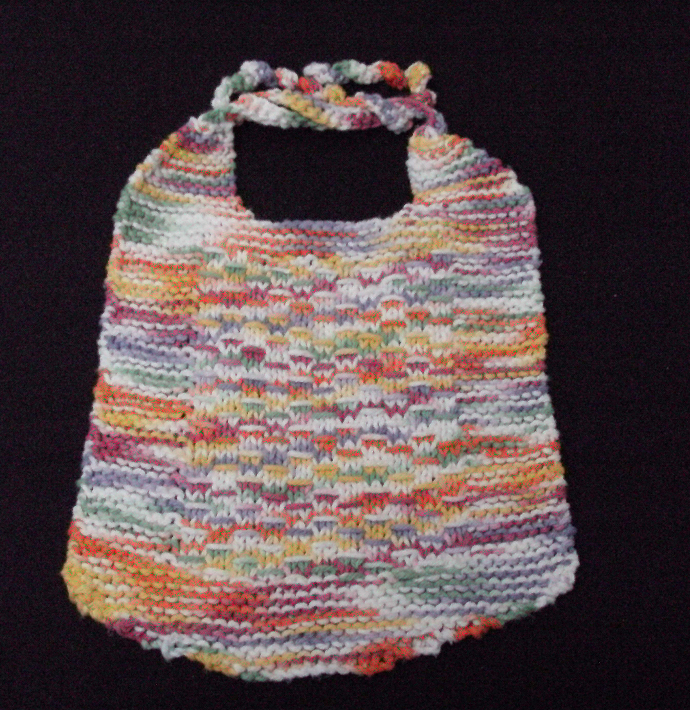 Baby Bibs | Stitching and Living